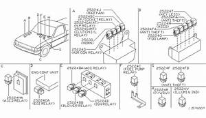 Nissan Relay Diagram Questions  U0026 Answers  With Pictures