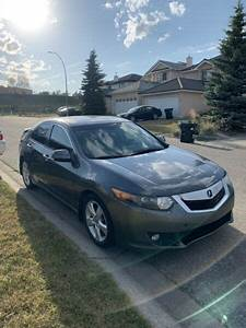 2009 Acura Tsx Manual 226 000 Kms 4cyl