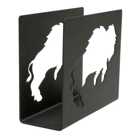 ndsu bison desk table accessory napkin letter holder