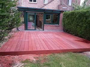 Bois Exotique Pour Terrasse : terrasses en bois composite construction terrasse bois ~ Dailycaller-alerts.com Idées de Décoration