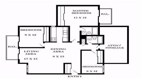 3 Bedroom House Plans Pdf