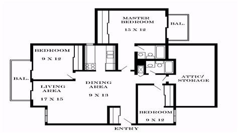 3 Bedroom House Plans(see description) YouTube