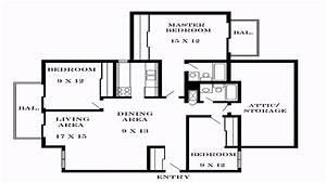 3 Bedroom House Plans Pdf  See Description