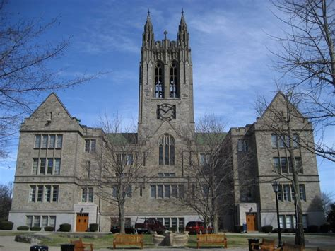 Boston College by Top 30 Cutting Edge Nursing Schools