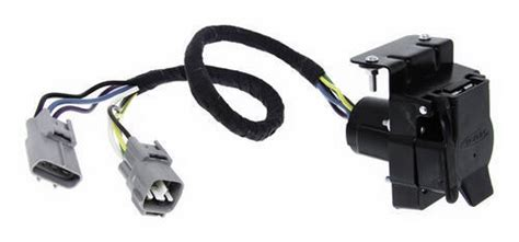 2013 Tundra Wiring Harnes Connector by Multi Tow 7 Way Blade And 4 Way Flat Trailer