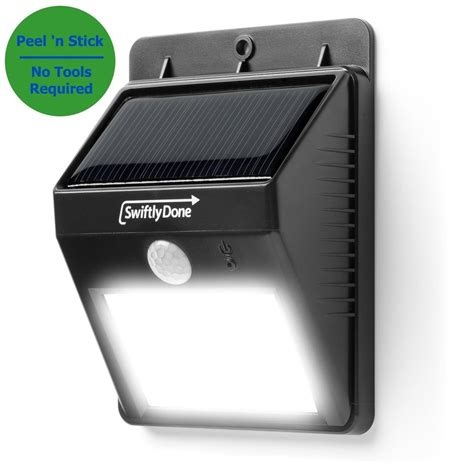 led light design solar led security light technology