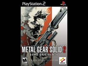 Metal Gear Solid 2: Sons of Liberty (HD Collection ...