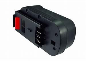 Batterie Black Et Decker 18v : batterie black et decker 18v acheter avec comparacile ~ Dailycaller-alerts.com Idées de Décoration