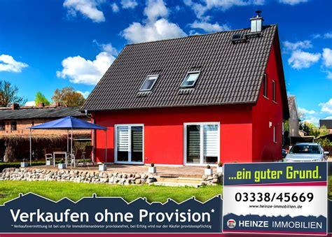 Heinze Immobilien In Bernau  Verkaufen Sie Ihre Immobilie