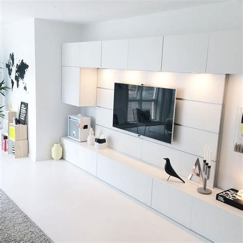 Ikea 'Bestå' units juliehole Wohnzimmerentwürfe Wohnen