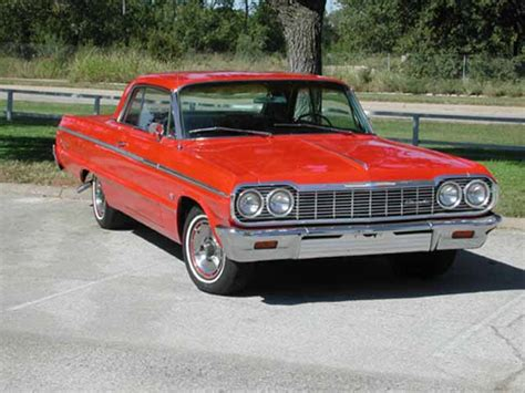 Chevrolet Bel Air 1964 Review, Amazing Pictures And