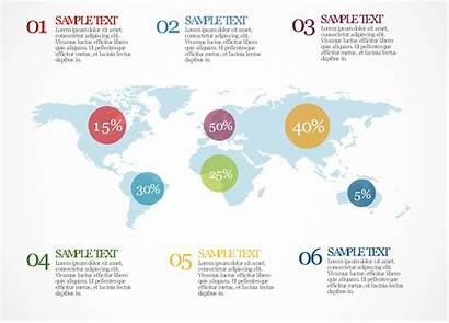 Infographic Map Example Template Business Selecting Comparison