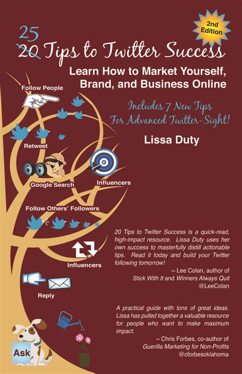25 Tips To Twitter Success For Business  2nd Edition