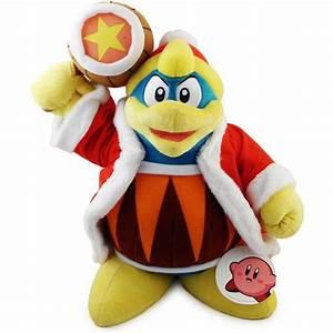 Kirby Adventure Kirby Plush Doll: King dedede