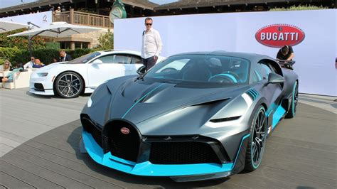 The 2019 Bugatti Divo Is The Chiron That Zigs  Page 2
