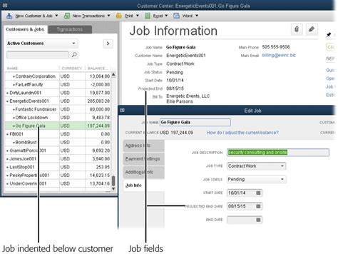 setting  customers jobs  vendors quickbooks   missing manual book