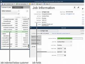 4. Setting Up Customers, Jobs, and Vendors - QuickBooks ...