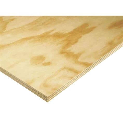 home depot flooring plywood 3 4 in x 4 ft x 8 ft ab marine grade pressure treated fir plywood 154459 the home depot