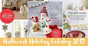 Hallmark Holiday Catalog 2017 - MyLitter - One Deal At A Time