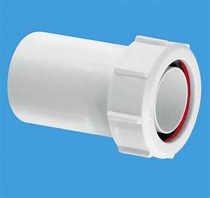 McAlpine 2 Inch Fitting To 11 2 Pipe Compression Reducer