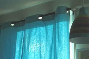 Anneaux Rideaux à Clipser : 10 fa ons de confectionner des rideaux blog de petit ~ Premium-room.com Idées de Décoration