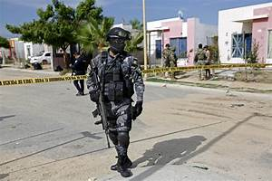 In Mexico, the chief of the police department was shot