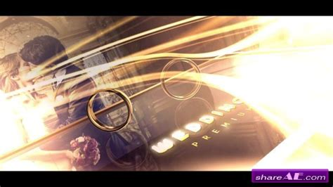 videohive wedding intro   effects templates