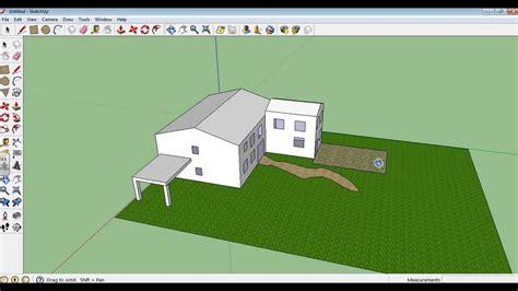 garden design tutorial google sketchup tutorial 10 making a garden paths and patio youtube