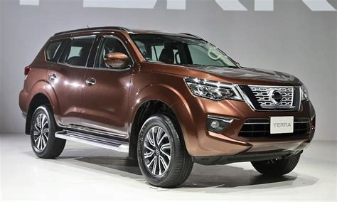 Nissan Terra Backgrounds by Nissan Terra Suv Gains Navara S 2 3 Litre Turbodiesel