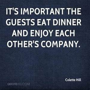 Quotes About Ea... Lonely Dinner Quotes