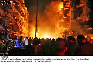 Two suspects involved in the Abbas Town blast were ...