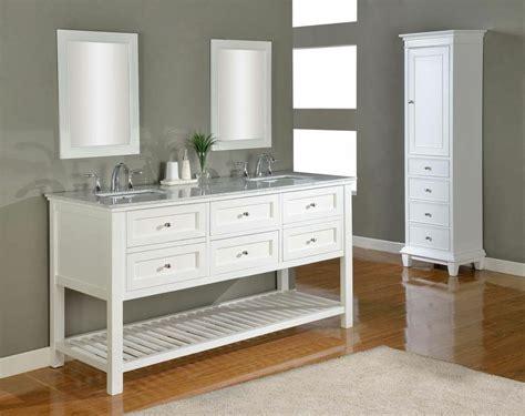 discount bathroom vanities soft white finish bathroom