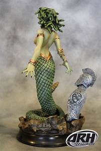 Buy Toys And Models MEDUSA SNAKE TAIL NO TOP STATUE