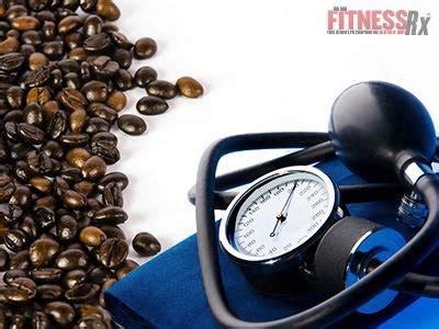 coffee high blood pressure fitnessrx  men