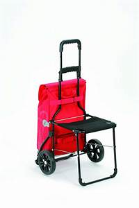 Chariot De Course Leclerc : chariot 2 roues avec assise chariot de courses acomodo ~ Dailycaller-alerts.com Idées de Décoration