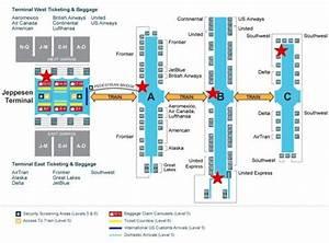 Where To Dine At Denver International Airport  Den