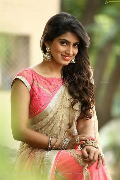Sameera Sherief Actress Serial Telugu Exclusive Wallpapers