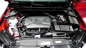 New 2018 Volkswagen Jetta Gli - Engine Bay Tour - 1 4l Turbo I4 - 2017 La Auto Show