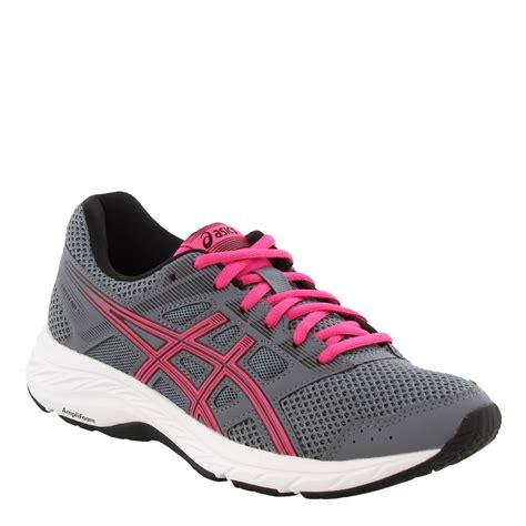 Women's Asics, Gel Contend 5 Running Shoes   Peltz Shoes