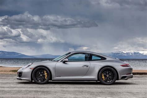 porsche 911 carrera gts 2018 porsche 911 gts review