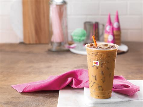 New Pistachio Iced Coffee From Dunkin' Donuts I Love Guns & Coffee Line Wordpress Ny Cup Italian Huexotitla Stumptown Merch Asda Little Princess Special Order How To Make