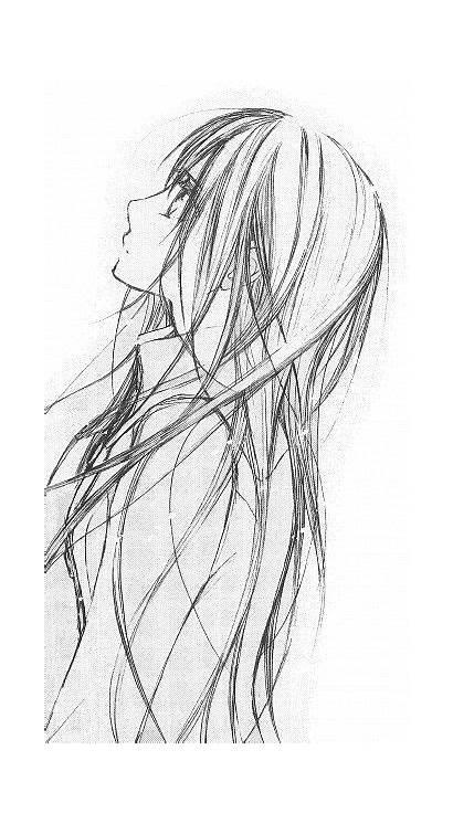 Vampire Knight Yuki Cross Anime Manga Drawing