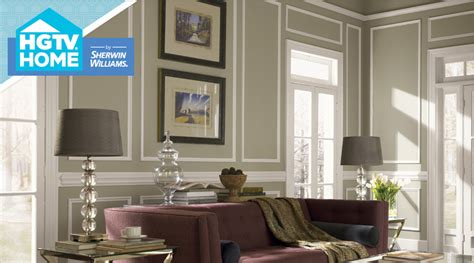 hgtv paint colors  sherwin williams