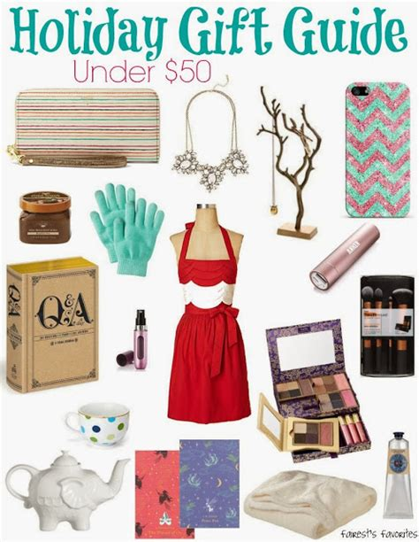 fairest s favorites holiday gift guide 50 under