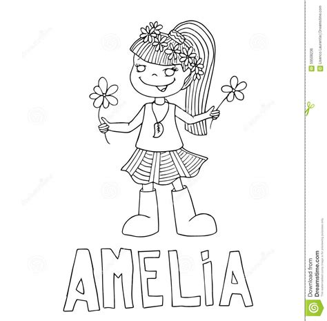 simple outline drawing  coloring  children
