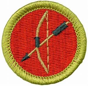 archery merit badge boy scouts of america