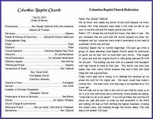 30 images of church program template microsoft word With church bulletin template microsoft word