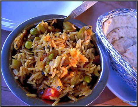 cuisiner le gingembre frais riz biryani de légumes recette cuisine indienne