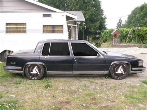 bigpimpinpa  cadillac deville specs  modification info  cardomain