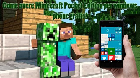 Come Avere Minecraft Pocket Edition Per Windows Phone